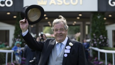 Mission accomplished: it's hats off to Sir Michael Stoute, now the most successful trainer in Royal Ascot history