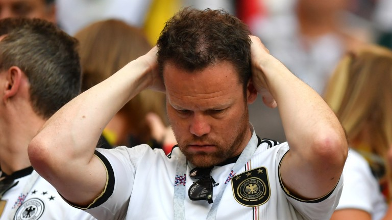 Germany's performance against Mexico was hugely disappointing