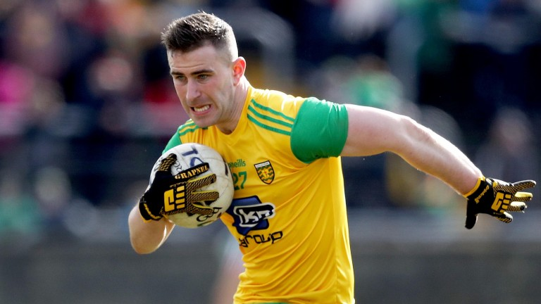 Donegal's Paddy McBrearty