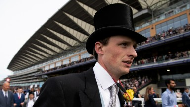 Ascot ace: Archie Watson lands his first Royal Ascot winner