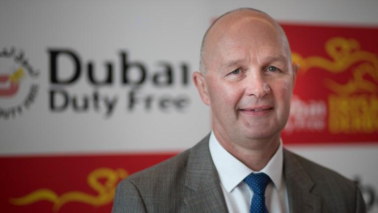 Derek McGrath: Curragh chief executive