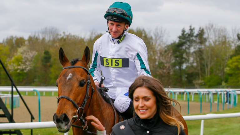 Kimberella: represents Richard Fahey in Newcastle's Chipchase Stakes