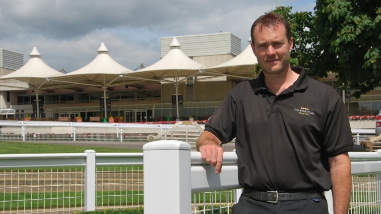 Craig Williamson, Jockey Club regional estates manage