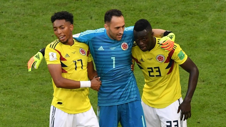 Colombia could be tough opponents for Argentina