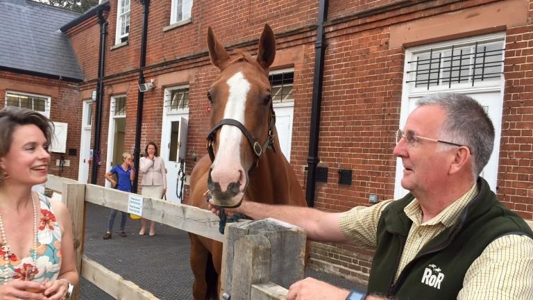 Sire De Grugy : big draw at Palace House
