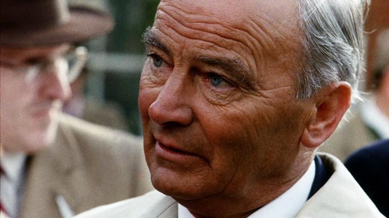 Reg Akehurst: former Epsom handler is 90 today