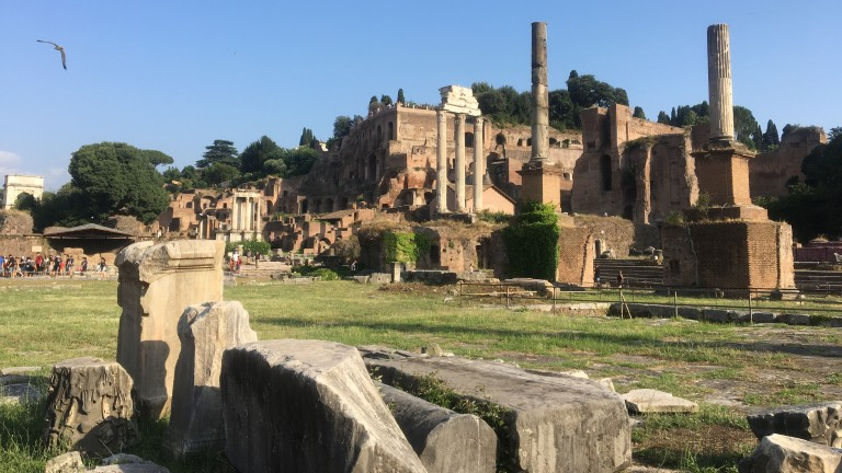 Tourists flock to the Forum and Colosseum, but many bypass the Circus Maximus