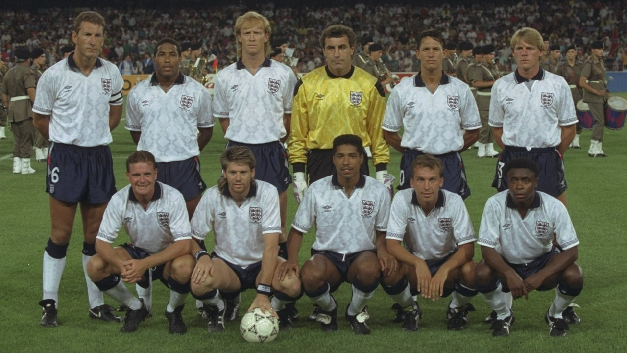 c9d2dae4a England lost to West Germany in the World Cup semi-finals at Italia 90
