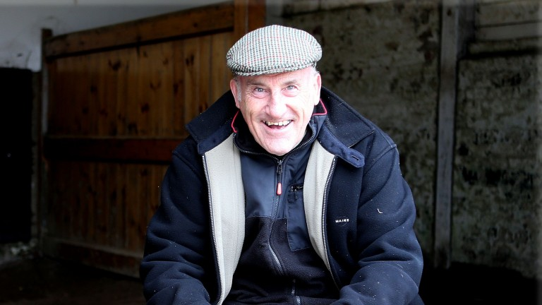Tommy Cuthbert: long-serving farrier at tracks in Scotland and northern England