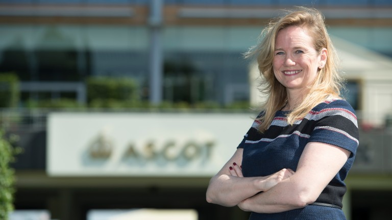 """Juliet Slot: """"We have decided to begin a new journey with Sky Sports Racing"""""""