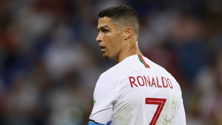 Cristiano Ronaldo is odds-on to play for Portugal at Qatar 2022