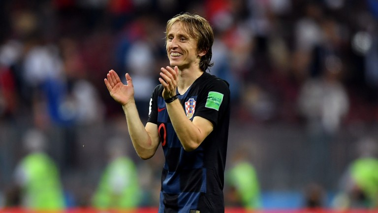 Luka Modric remains Croatia's most influential asset despite hitting 35 years of age