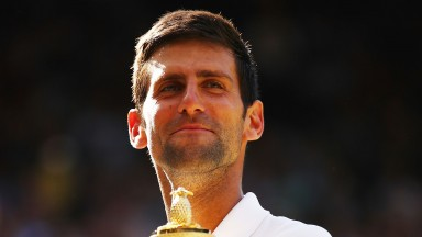 Novak Djokovic is the grass-court king for the fourth time