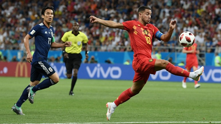 Belgium star Eden Hazard could be on his way from Chelsea to Real Madrid