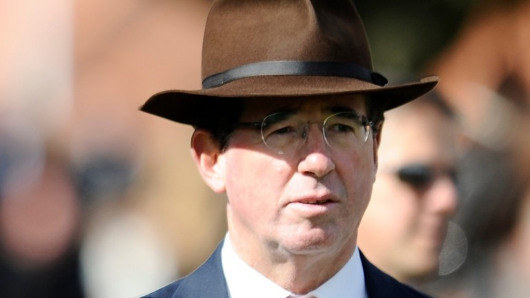 Teddy Grimthorpe: racing manager to the late Prince Khalid Abdullah