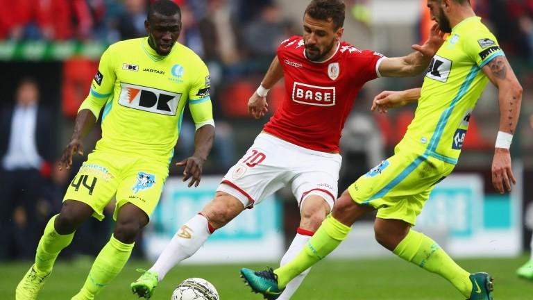 Orlando Sa is back at Standard Liege