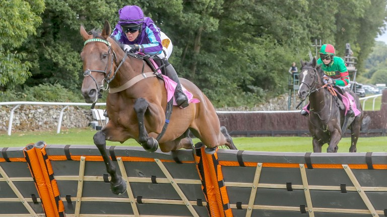 Wells De Lune: bids for a third win on the bounce at Cartmel after this victory last month