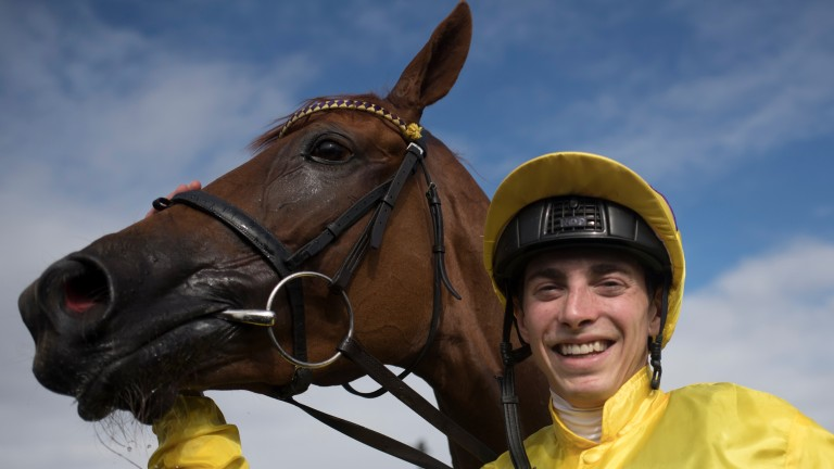 "James Doyle with Sea Of Class: ""I want to make sure I can do her justice"""