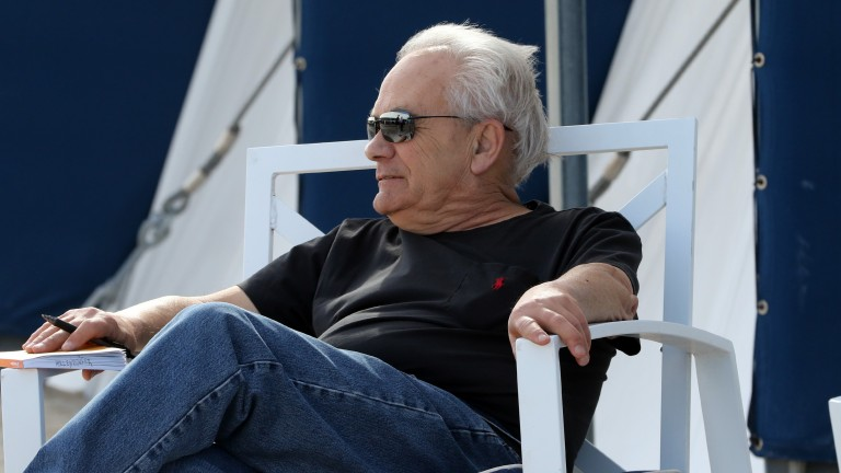 Jerry Hollendorfer: horses have been banned from running by the NYRA
