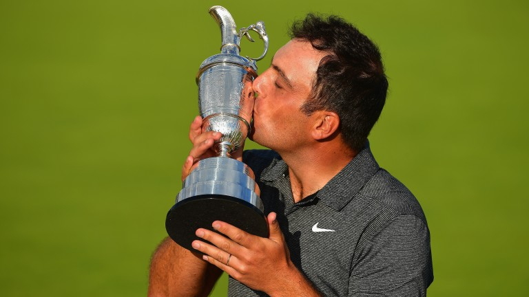 Francesco Molinari became a Major champion in July