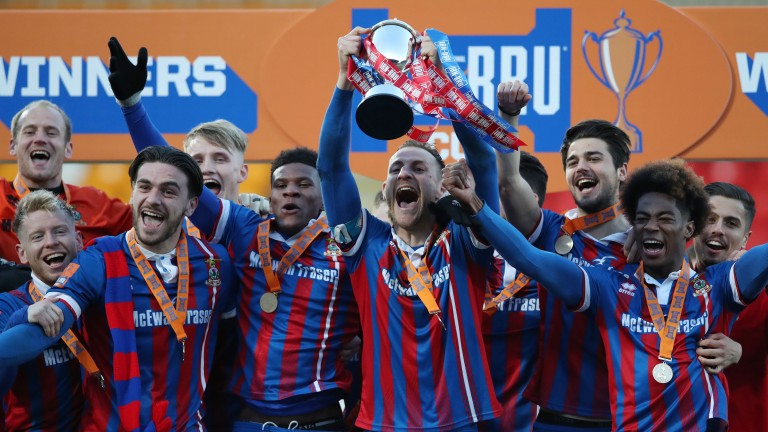 Inverness won the Challenge Cup last season and are in fine form this term
