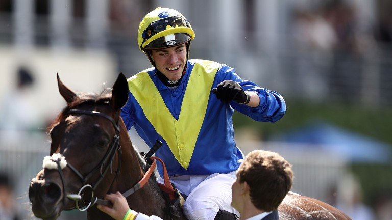 Poet's Word and James Doyle will attempt to follow up their Prince of Wales's win in the King George