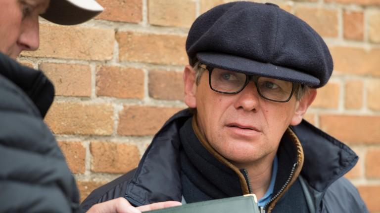 """Charlie Gordon-Watson: """"John Gosden was the underbidder so that gave me encouragement"""""""