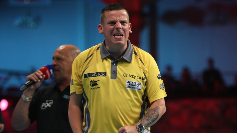 Dave Chisnall's experience could be crucial