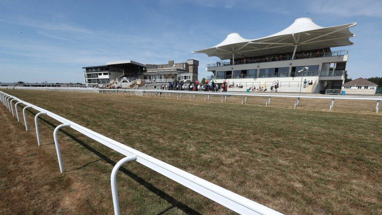 Bath racecourse on July 25