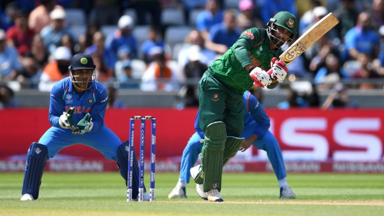 Opener Tamim Iqbal is aiming to guide Bangladesh to victory in the decisive ODI