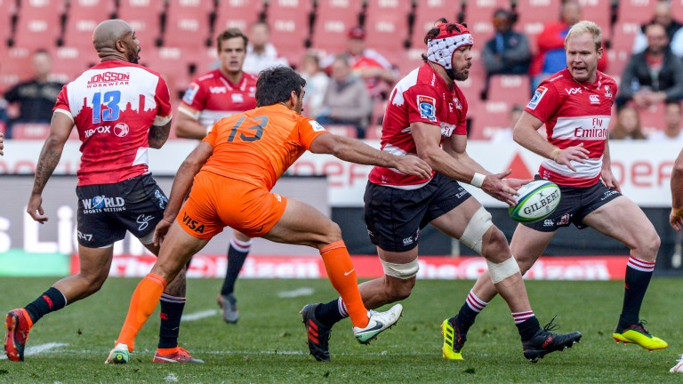 The Lions proved too strong for Los Jaguares in the quarter-finals