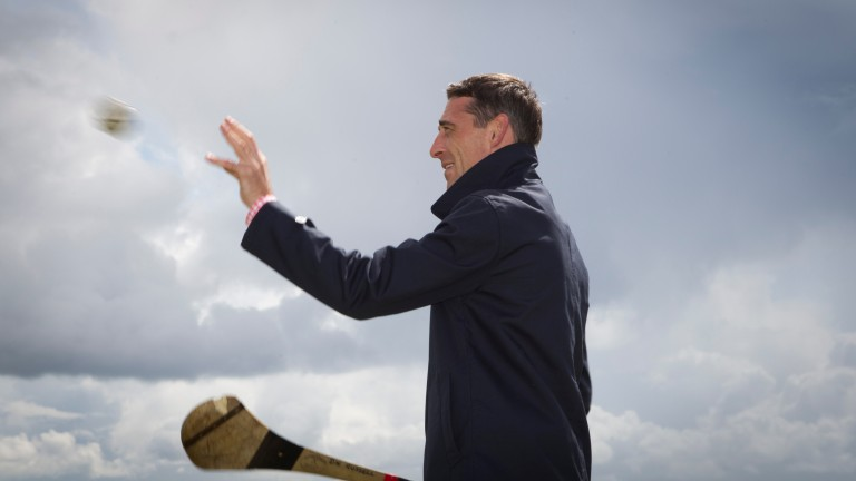 Davy Russell aiming to be fit for riding and hurling after fall