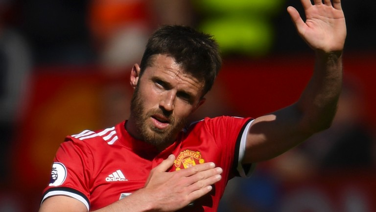 Michael Carrick: the recently retired England and Manchester United footballer is 37