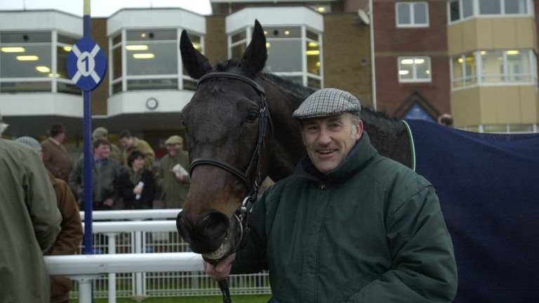 Tommy Cuthbert died earlier this month and daughter Helen saddles her first runner at Ayr