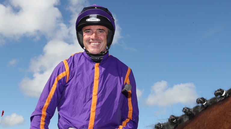 Ruby Walsh: rider of Cadmium