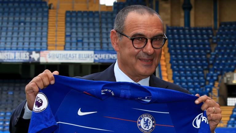 Chelsea unveil new head coach Maurizio Sarri