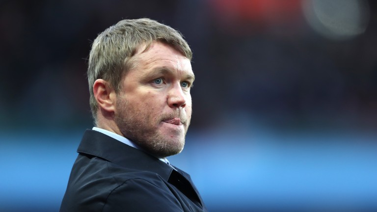 Grant McCann, manager of Doncaster Rovers