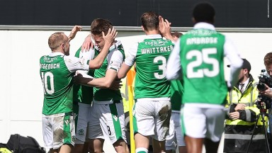 Hibernian should be backed to end Aberdeen's Betfred Cup run
