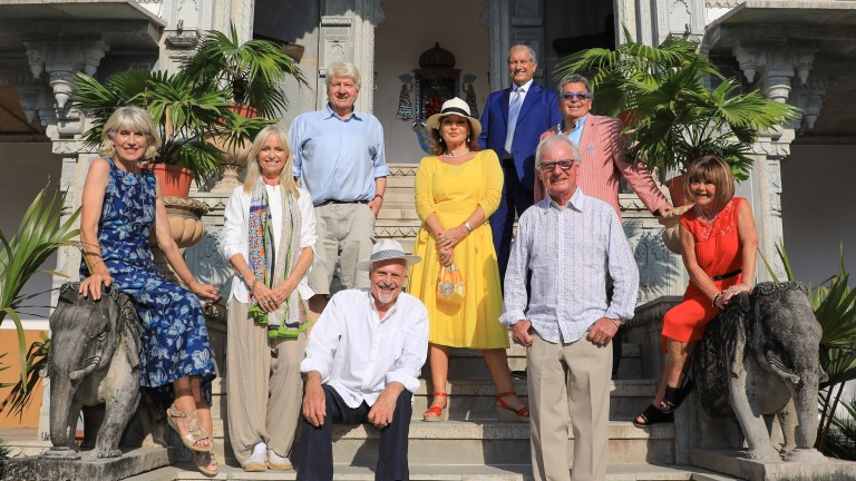 The Real Marigold Hotel: series three starts on Wednesday night