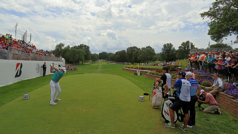 Rory McIlroy has enjoyed previous success at Firestone