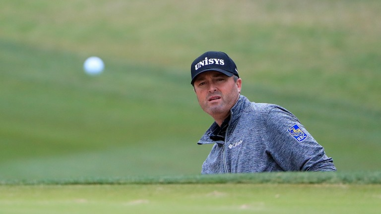 Ryan Palmer could thrive this week on a course that suits