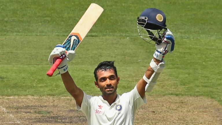 Ajinkya Rahane could be the man to shine with the bat for India at Edgbaston