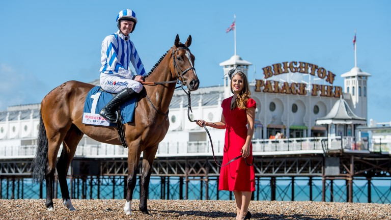 There is a seaside theme to Wednesday's action with Brighton, Yarmouth and Sligo racing by the coast
