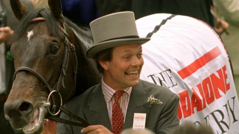 William Haggas regrets running Shaamit in the King George VI and Queen Elizabeth Stakes after the colt's victory in the Derby at Epsom