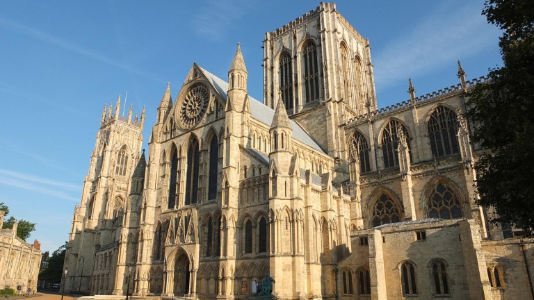 York Minister: a must-see for any visitor to the city