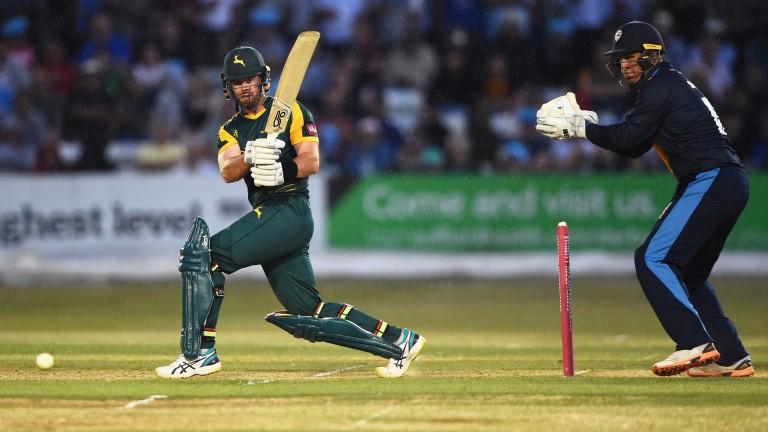 Dan Christian has been in superb form for T20 Blast holders Nottinghamshire