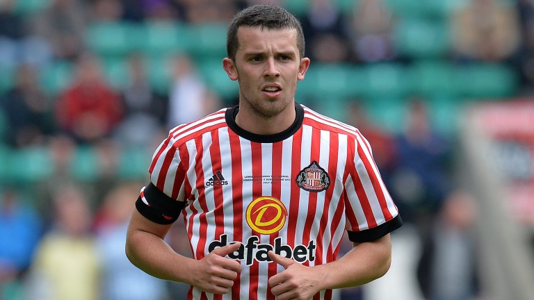 Sunderland skipper George Honeyman