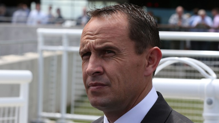 Chris Waller: Winx trainer saddles eight but still couldn't win at Randwick