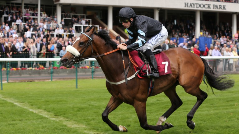 Cruise Tothelimit winning at Haydock