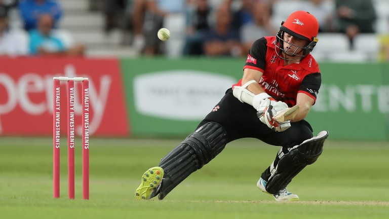 New Zealand batsman Tom Latham has been a superb signing for Durham